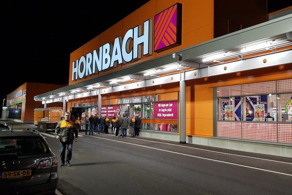 Opening new Hornbach Duiven 1