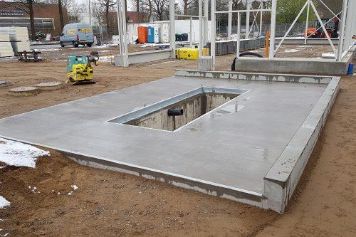 New construction Boels rental center Norderstedt 6